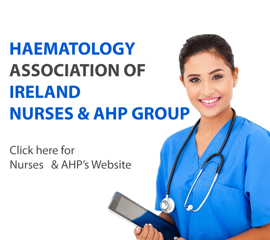 The HAI Nurses & AHP Group leads the ongoing education of haematology nurses of all types and we welcome nurse members from coagulation in addition to cancer related haematology nurses.
